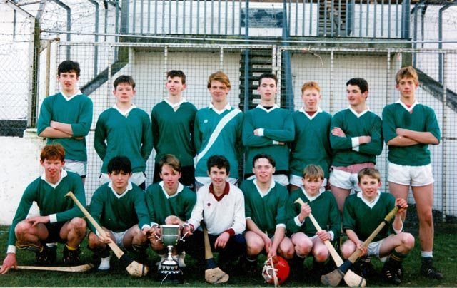 Leinster Champions 1993/1994 ? Mooncoin Vocational School