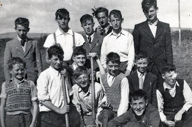 School Pupils 1953-54