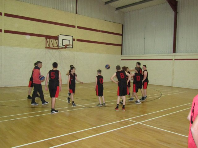Baskerball Mooncoin Hall