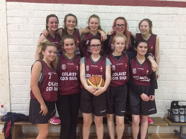 u19 ladies basketball